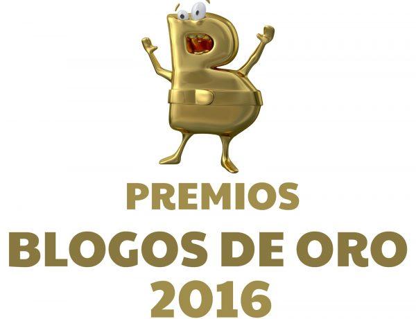 Blogos de Oro 2016 Blanco 3D
